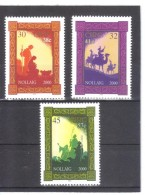 SAR285  IRLAND  2000  Michl  1287/89 ** Postfrisch Siehe ABBILDUNG - 1949-... Repubblica D'Irlanda