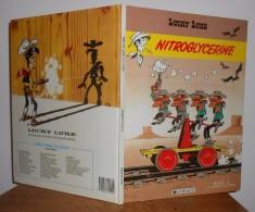 Lucky Luke. Nitroglycérine. 1987. Dargaud - Lucky Luke