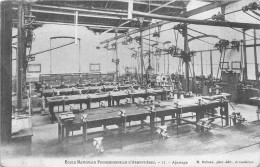 59 - Armentières - Ecole Nationale Professionnelle - Ajustage De Pièces - Armentieres