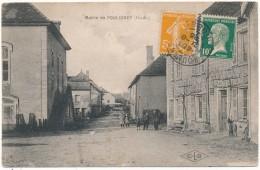POULIGNEY - Mairie - Altri Comuni