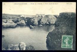 Cpa  Du 56  Belle Ile En Mer  -- Pointe Des Poulains , Le Fort Sarah Bernhard    JIP11 - Belle Ile En Mer
