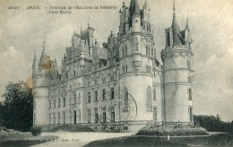 Challain-la-Potherie - Château (côté Nord) - France