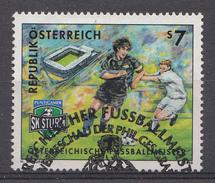 Autriche 1999  MI.nr.: 2278 Fussball-meister 1998  OBLITERE / USED / GEBRUIKT - 1945-.... 2ème République