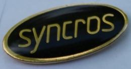 CYCLISME - CYCLISTE - VELO -  COURSE - SYNCROS  -                      (VELO) - Wielrennen
