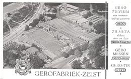 Zeist, Gerofabriek Zeist - Zeist