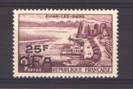 Réunion :   Yv  341  ** - Ungebraucht