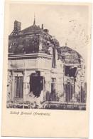 F 51220 BRIMONT, Chateau / Schloss, Zerstörungen 1.Weltkrieg, Deutsche Feldpost, 1917 - Reims