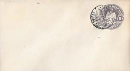 MEXIKO → Ganzsache 10 Centavos 1914   ►Veracruz◄ - Mexique