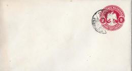 MEXIKO → Ganzsache 2 Centavos 1909  ►Veracruz◄ - Mexique
