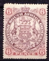 British South Africa Company, 1897 - Grande-Bretagne (ex-colonies & Protectorats)