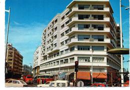 - MAROC - CPSM écrite CASABLANCA 1976 - Avenue Lalla Yacout - Edition Hassan TBER - - Casablanca