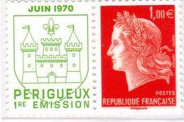"M. De Cheffer 1,00€ : Impression ""OFFSET"" N° 4459** - 1967-70 Maríanne De Cheffer"