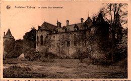 FONTAINE-L'ÉVÊQUE - Le Château (vue D'ensemble) - Fontaine-l'Evêque