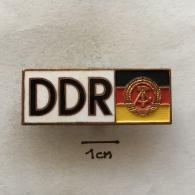 Badge (Pin) ZN003066 - East Germany (Deutschland) DDR - Ciudades