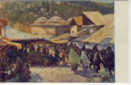 SARAJEVO, BiH - Vasarelet Sarajevoban , Art PC - Bosnië En Herzegovina