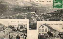 CPA - WISCHES (67) - Carte 3 Vues De 1919 - Sonstige Gemeinden