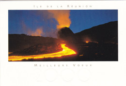 LA REUNION/MEILLEURS VOEUX 2000 (dil46) - Non Classés