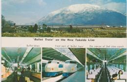 TGV Japonais - Bullet Train - Trains