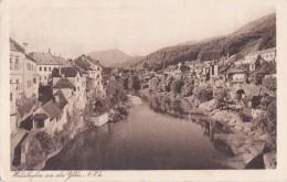Austria  Waidhofen An Der Ybbs 1922 - Waidhofen An Der Ybbs