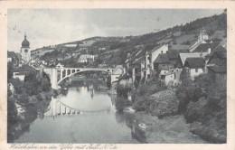 Austria  Waidhofen An Der Ybbs Mit Zell 1922 - Waidhofen An Der Ybbs