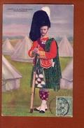1 Cpa Argyll And Sutherland Highlander - Uniformes