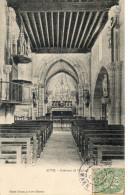51  AUVE   Intérieur De   L'église - Autres Communes