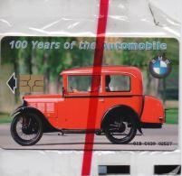 GIBRALTAR PHONECARD 100 YEARS BMW-GIB-C39-2000pcs -1/01-MINT/SEALED-RARE!!! - Gibraltar