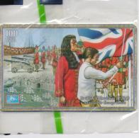 GIBRALTAR PHONECARD BRITISH GIBRALTAR-GIB-C23-5000pcs -1/00-MINT/SEALED-RARE!!! - Gibraltar