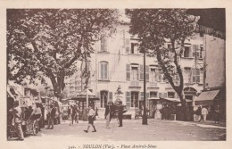 Toulon - Place Amiral-Sènes - Toulon