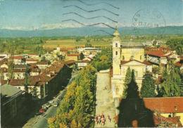 Torino - Poirino - Passeggiata Marconi E Chiesa S.Croce - Vg - Italia