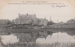 Saint-Mars-de-Coutais - Le Vieux Château Au Bord De L'Acheneau - Otros Municipios