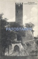 58408 ITALY MOMBERCELLI ASTI CASTLE MAGGIOLINO SCARAMPI  POSTAL POSTCARD - Sin Clasificación