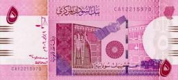Sudan 5 Pound 2006 Pick 66 UNC - Sudan