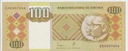 Angola 100 Kwanzas 1999  Pick 147 UNC - Angola