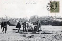 [62] Pas De Calais> Berck La Fin D Un Bateau - Berck