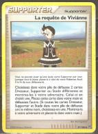 Pokémon - 2009 - Supporter – Requête De Vivianne - 87/100 - Pokemon