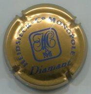 CAPSULE-CHAMPAGNE HEIDSIECK MONOPOLE N°57 Cuvée Diamant - Autres