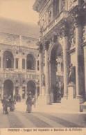 ITALIA -  Vicenza Loggia Del Capitanio E Basilica Di A.Palladio - Vicenza