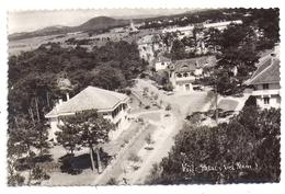CPSM Photo Da Lat Dalat Viêt-Nam Vue De La Ville - Viêt-Nam