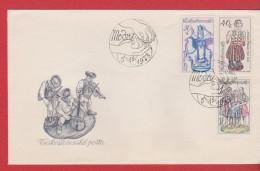Tchécoslovaquie--  Env Du 5/12/1978 - Cartas
