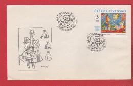 Tchécoslovaquie  --  Bratislava  22/11/1978 - Cartas
