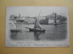MARSEILLE. L'Avant Port. - Vieux Port, Saint Victor, Le Panier