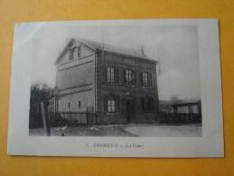 62 - BRIMEUX - LA GARE - France