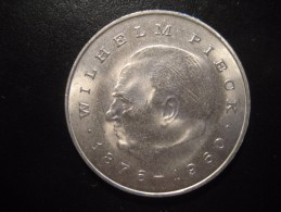 KM#42 1972A Cooper Nickel 20 Mark 1972 Whilhelm Pieck East Germany DDR D.D.R. - [ 6] 1949-1990 : RDA - Rép. Démo. Allemande