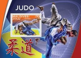 Maldives. 2016 Judo. (509b)