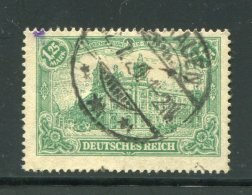 ALLEMAGNE- EMPIRE- Y&T N°116- Oblitéré - Germany