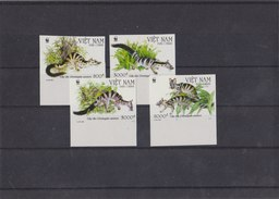 VIETNAM 2005 WWF Imperforated MNH With Mammal. - W.W.F.