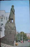 Minsk -  Monument To Lenin - 1970 - Belarus