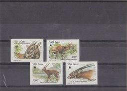 VIETNAM 2000 WWF Imperforated MNH With Mammal. - W.W.F.