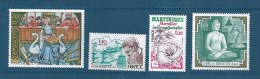 France  Timbre De 1979   N°2033 A 2036  Neuf  ** - Unused Stamps